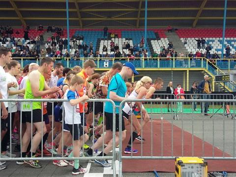 TT Run is gestart