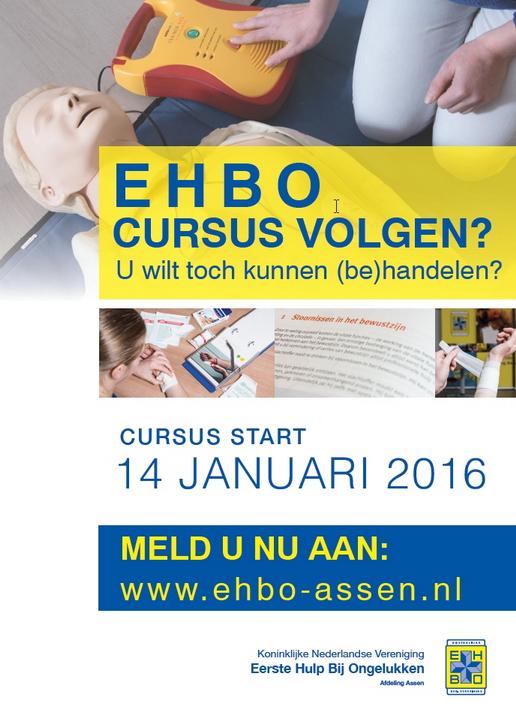 EHBOCursus-poster